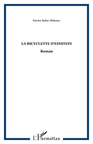 Couverture La bicyclette d'Einstein