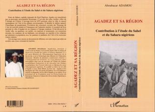 Couverture Agadez et sa région