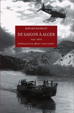 Couverture De Saigon à Alger