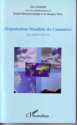 Couverture Organisation Mondiale du Commerce
