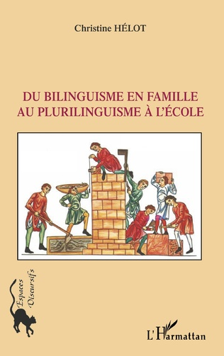 Couverture Du bilinguisme en famille au plurilinguisme à l'école