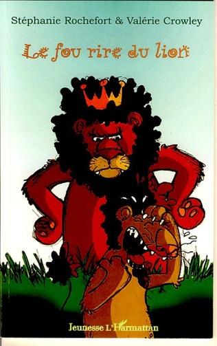 Couverture Le fou rire du lion