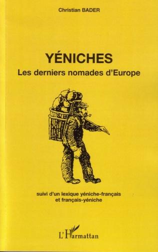 Couverture Yéniches