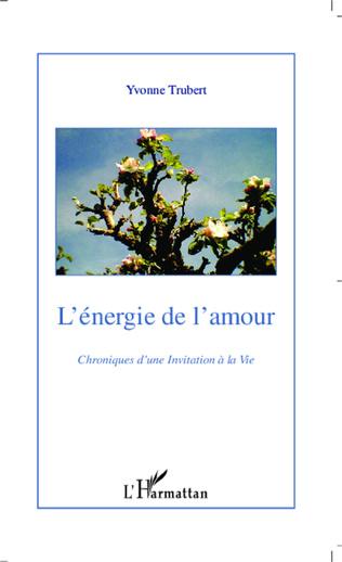 Couverture L'Energie de l'amour