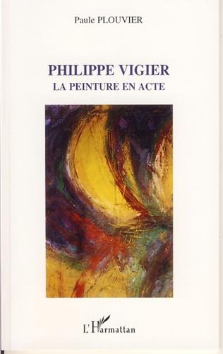 Couverture Philippe Vigier