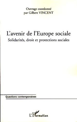 Couverture L'avenir de l'Europe sociale