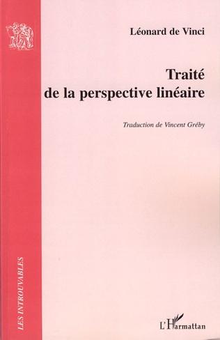 Couverture Traité de la perspective linéaire