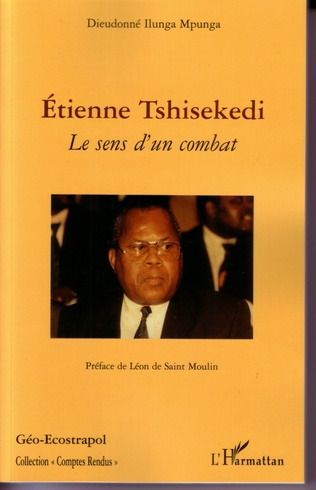 Couverture Etienne Tshisekedi