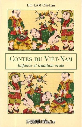 Couverture Contes du Viêt-Nam