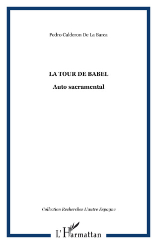 Couverture La tour de Babel