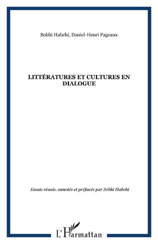 Couverture Littératures et cultures en dialogue