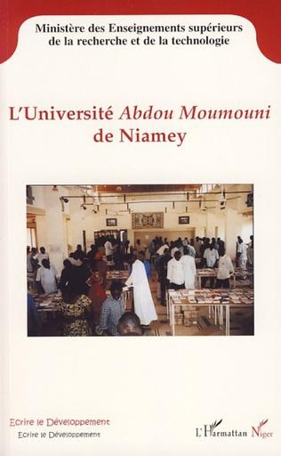 Couverture L'université Abdou Moumouni de Niamey