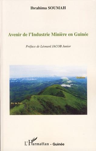 Couverture Avenir de l'Industrie Minière en Guinée
