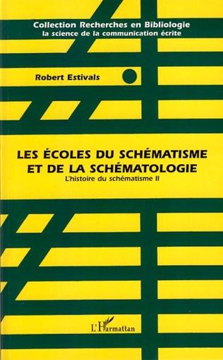 Couverture Les écoles du schématisme et de la schématologie