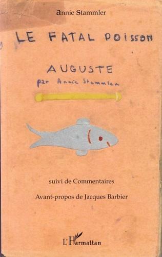 Couverture Le fatal poisson Auguste