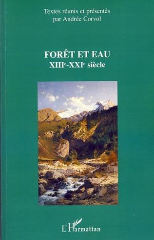 Couverture Forêt et eau