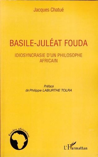 Couverture Basile-Juléat Fouda
