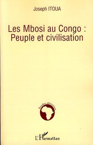 Couverture Les Mbosi au Congo