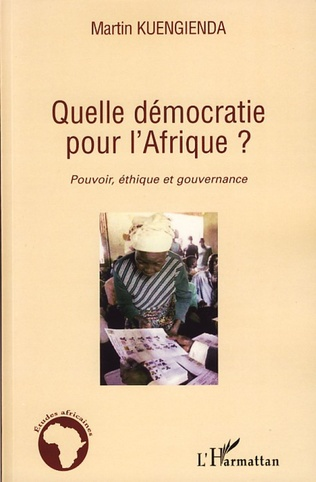 Couverture Quelle démocratie pour l'Afrique ?