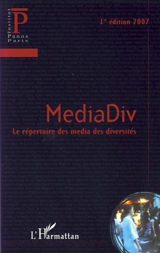 Couverture MediaDiv