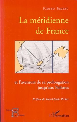 Couverture La méridienne de France