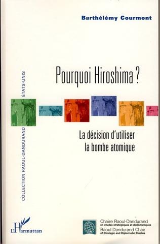 Couverture Pourquoi Hiroshima ?