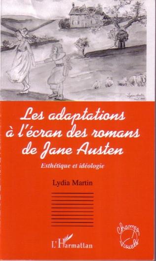 Couverture Les adaptations à l'écran des romans de Jane Austen