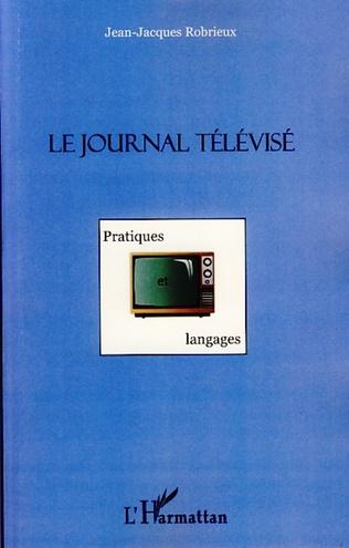 Couverture Le journal télévisé