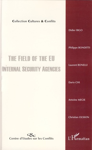 Couverture The field of the EU