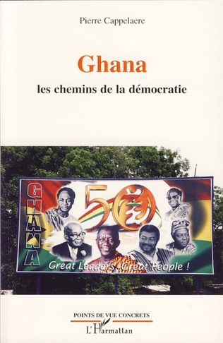 Couverture Ghana
