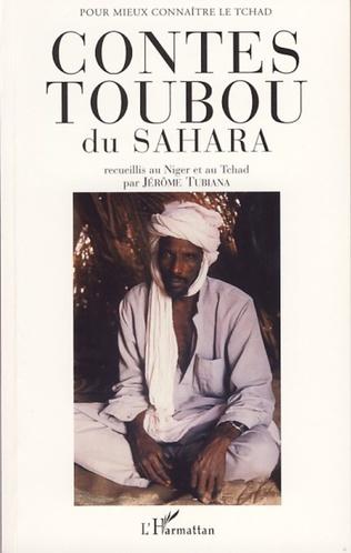 Couverture Contes Toubou du Sahara