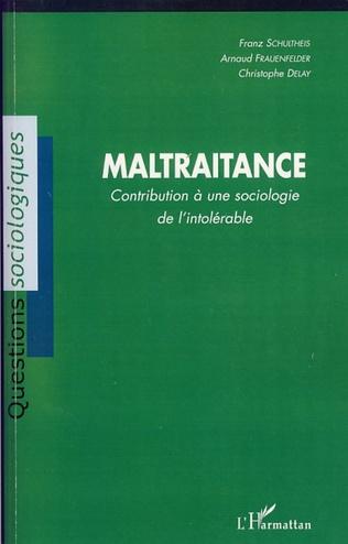 Couverture Maltraitance