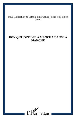 Couverture Don Quijote de la Mancha dans la Manche