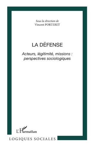 Couverture La Défense