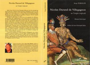 Couverture Nicolas Durand de Villegagnon