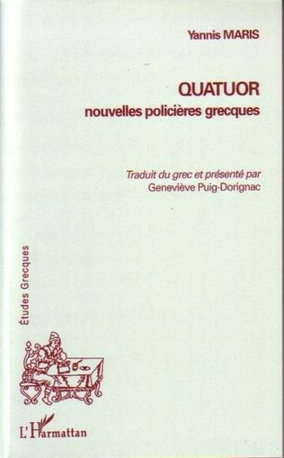 Couverture Quatuor