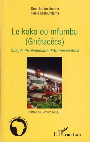 Couverture Le koko ou mfumbu (Gnétacées)