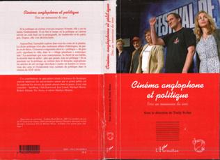 Couverture Cinéma anglophone et politique
