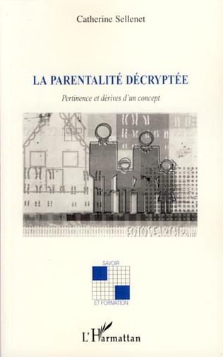 Couverture La parentalité décryptée