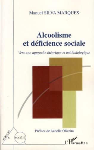 Couverture Alcoolisme et déficience sociale