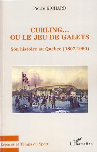 Couverture Curling... ou le jeu de galets