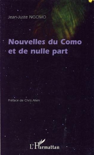 Couverture Nouvelles du Como et de nulle part
