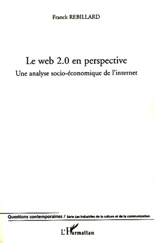 Couverture Le web 2.0 en perspective