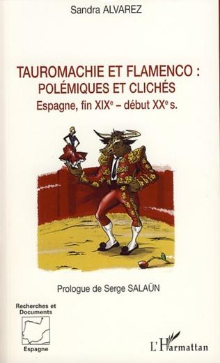 Couverture Tauromachie et flamenco