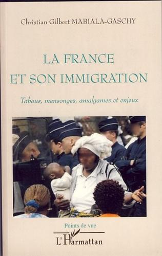 Couverture La France et son immigration