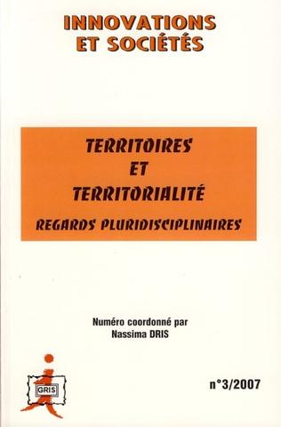 Couverture Territoires et territorialité