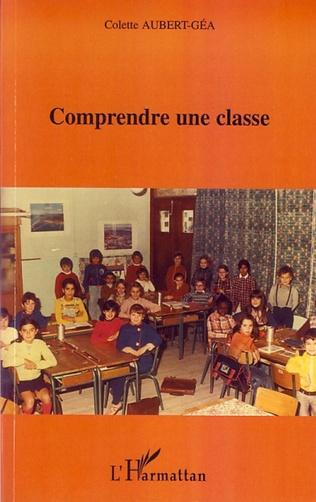 Couverture Comprendre une classe