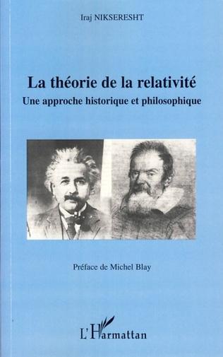 Couverture La théorie de la relativité