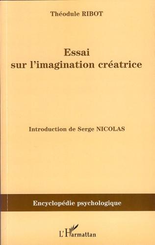 Couverture Essai sur l'imagination créatrice