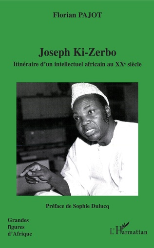 Couverture Joseph Ki-Zerbo
